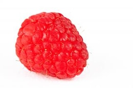 raspberry macro  freshness