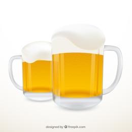 Realistic beers
