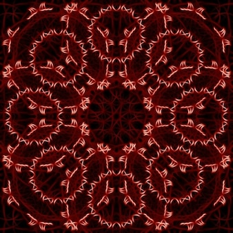 red round spikes texture
