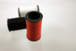 Red thread, thread