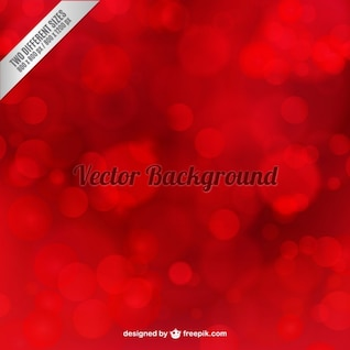 Red vector background with sparkles