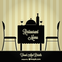 Restaurant menu free illustration