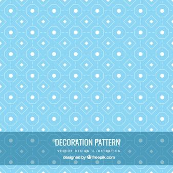 Retro decoration pattern
