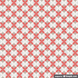 Retro geometric pattern free