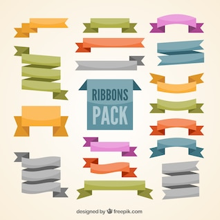 Ribbons pack