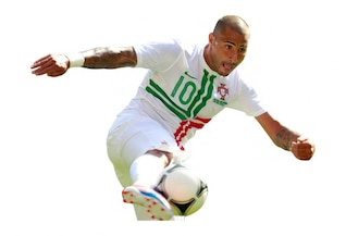 ricardo quaresma   portugal national team