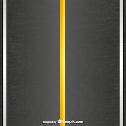 Road vector template