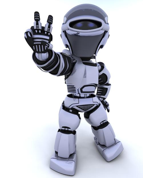Robot скачать игру