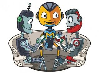 Robots with Smartphones