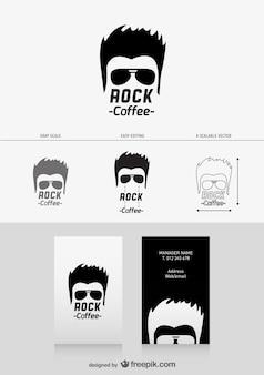 Rock coffee Logo