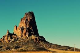Rock Desert Mountain