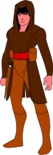 Rogue character