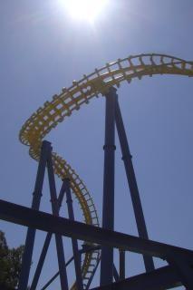Roller Coaster, thrill