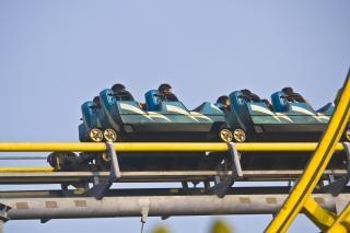Rollercoaster Track, rollercoaster