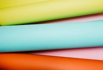 色紙のロール