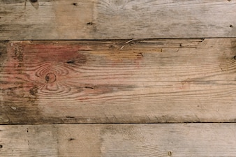 Rough wooden texture