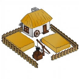 RPG map symbols: Farm