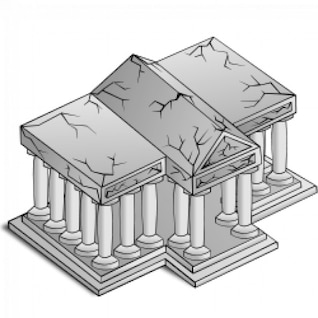 RPG map symbols: University