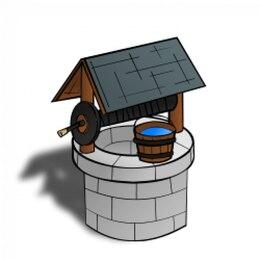 RPG map symbols: Wishing Well