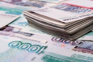 russian roubles  wealth