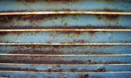 rust and paint texture