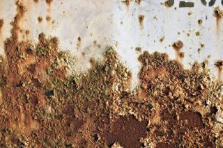 Rusted Metal Surface, surface, worn