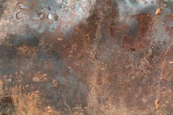 錆びた金属の背景