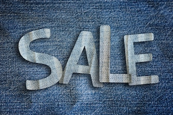 Sale from jean texture
