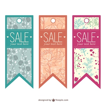 Sale tags free templates