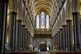Salisbury Cathedral, sacred