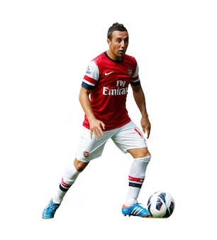 Santi cazorla   arsenal premier league