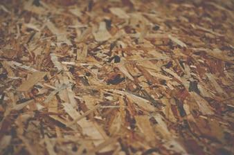 Sawdust texture
