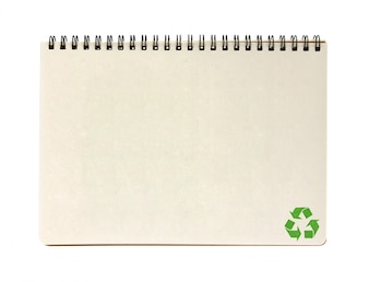 School idea notebook letter note