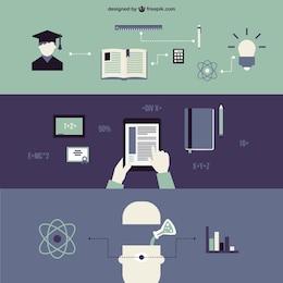 Science academics graphics