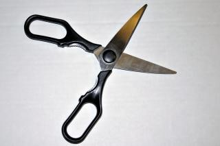 Scissors, clippers