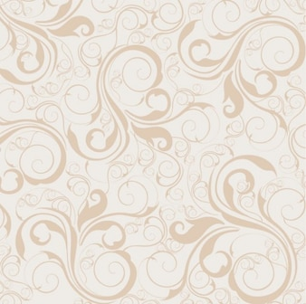 Seamless floral pattern background vector set