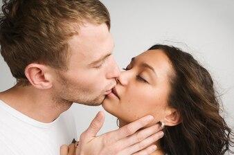 Sensuality couple