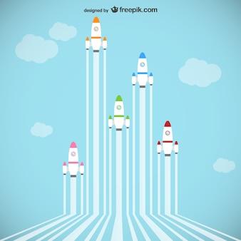 SEO rockets launch