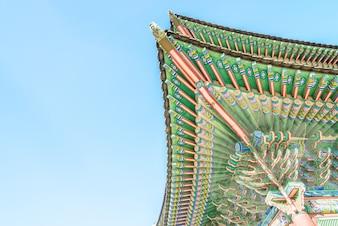 Seoul historical building royal landmark