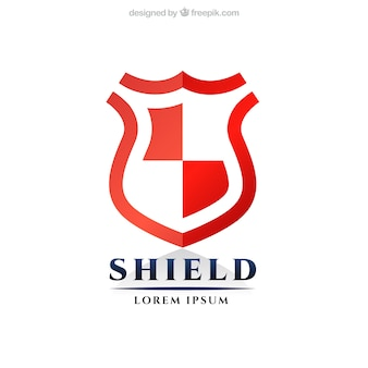 Shield template