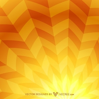 Shiny triangles pattern abstract background