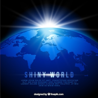 Shiny world template
