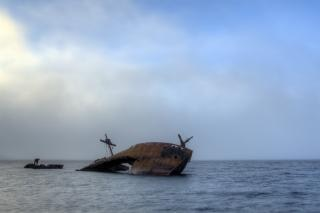 Shipwreck  atlantic