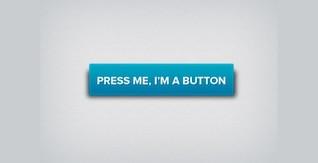 simple d rectangle ui button psd