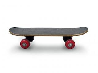 Skateboard, skater
