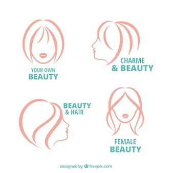 Sketchy beauty badges