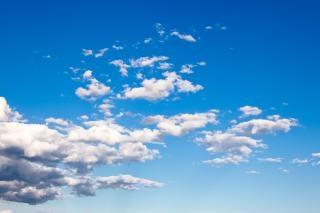 Sky, blue