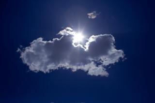 Sky, peace, gloaming