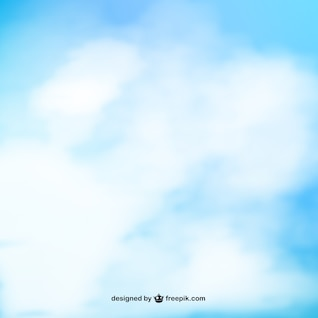 Sky blue watercolor