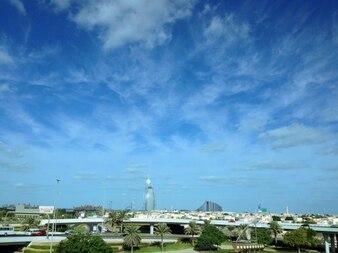 Sky of dubai